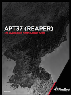 APT37 (REAPER) report cover